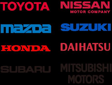 国内全メーカー全車種対応